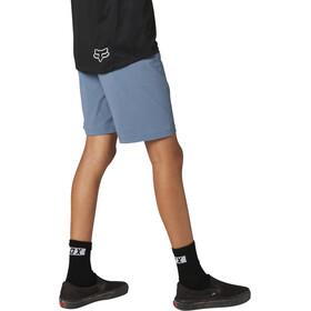 Fox Ranger Shorts Jóvenes, azul